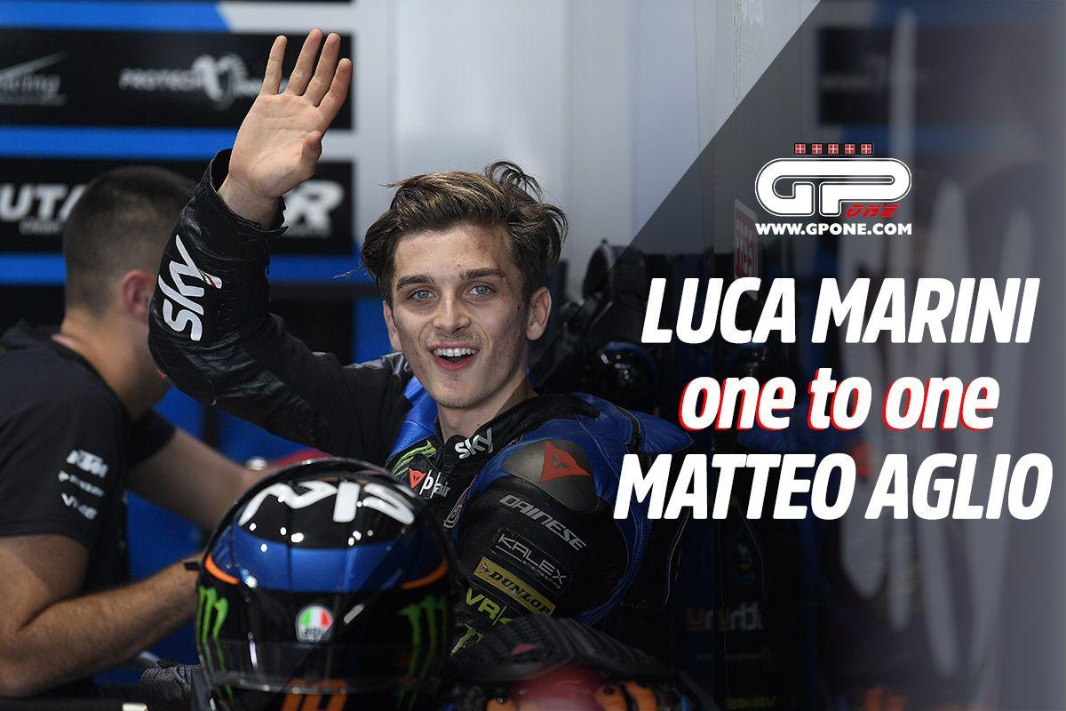 Moto2 Luca Marini Getting In The Motogp In 2021 Is More Difficult Now Gpone Com
