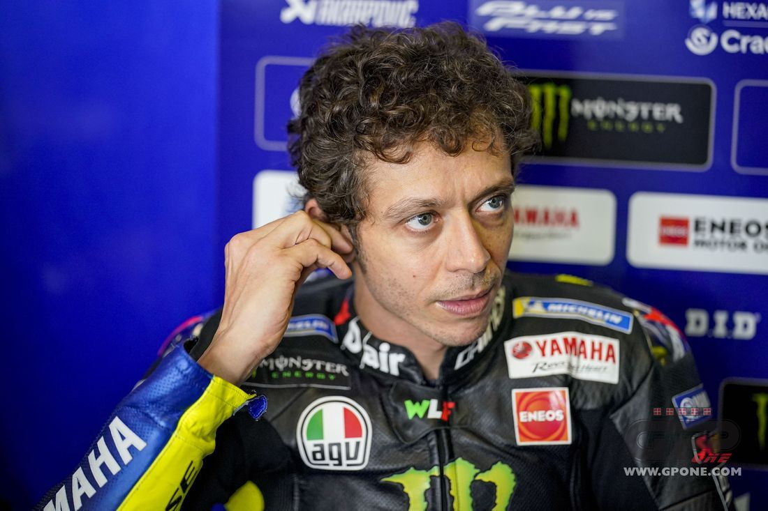 Motogp Valentino Rossi I M Not Tired Just Slow Gpone Com