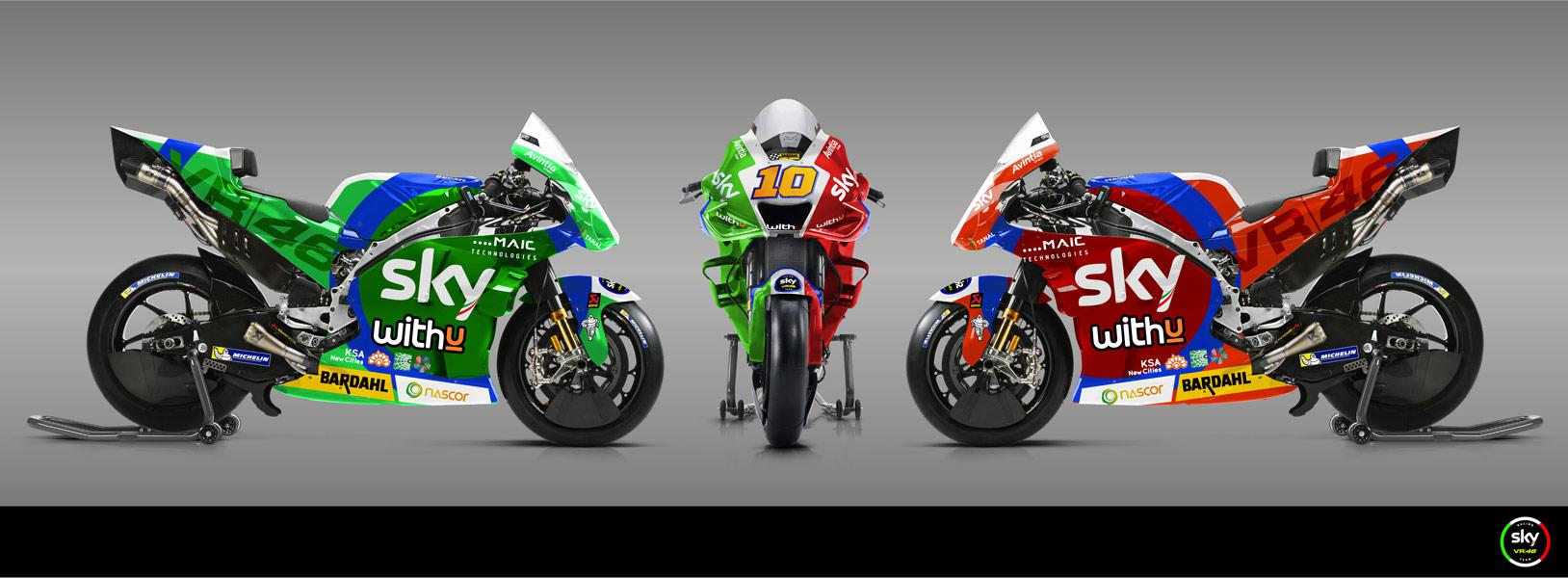 Motogp Photo A Tricoloured Ducati For Luca Marini At Mugello Gpone Com